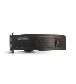 The Evergreen™ 621 SI belt utilizes a bi-lateral pull system that provides maximum compression without the rotational loading that can occur with a single pull tab system. The low profile and lightweight design makes extended wear comfortable while maintaining the quality of design and durability