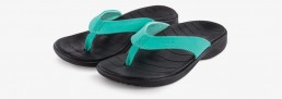 Proper features in a sandal or flip flop are of great importance for those hot summer days. Okaped carries arch supportive sandals for those sunny days!