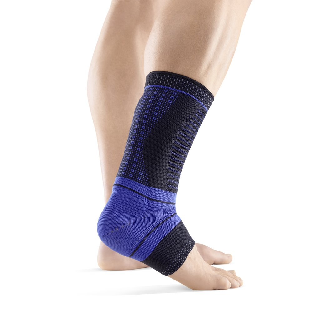 AchilloTrain Pro systematically counteracts irritation to the Achilles tendon through stabilization and compression.