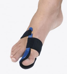 Hallux valgus night splint, bunion support